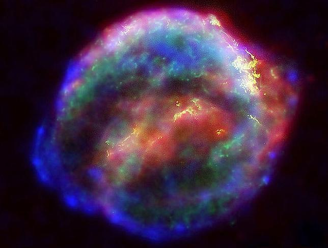 supernova 1604