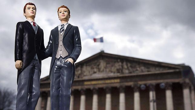 Francia, decimocuarto país que aprueba el matrimonio homosexual