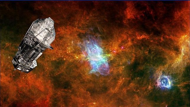 El telescopio Herschel cierra sus ojos al Universo