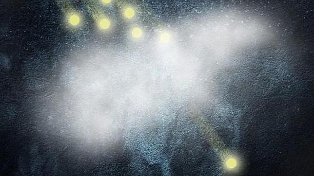 Logran observar átomos sin destruirlos por primera vez