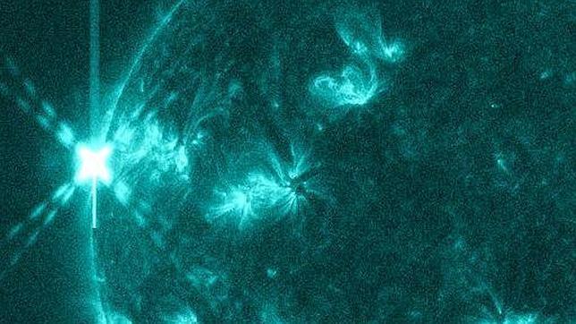 El Sol lanza la llamarada más potente del año
