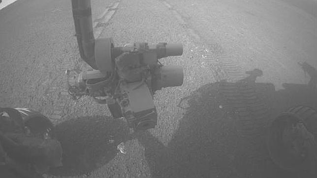 Un viejo rover de la NASA rompe un récord de distancia recorrida en otro mundo