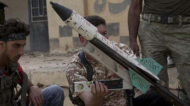 Al menos 70 muertos en un enfrentamiento entre el Ejército sirio y Hizbolá contra un bastión rebelde