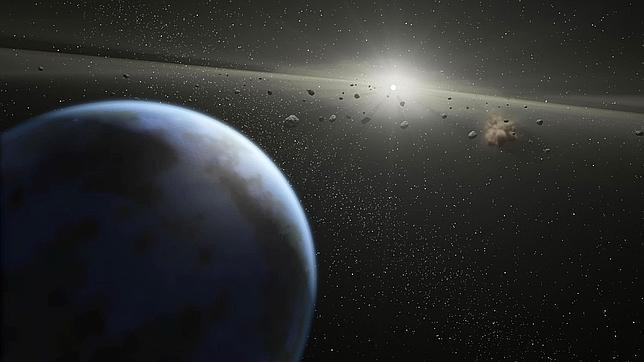 El asteroide «masivo» se acerca a la Tierra más rápido que una bala de rifle