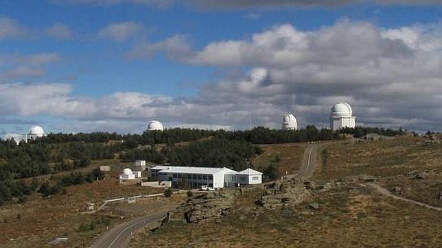 Se asegura la continuidad del observatorio astronómico de Calar Alto hasta 2018