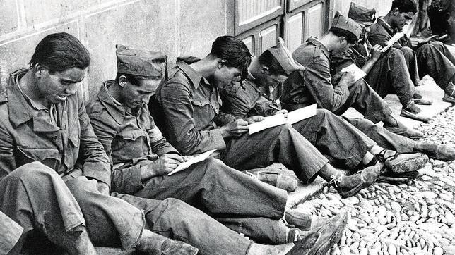 Soldados de la tercera España en la Guerra Civil