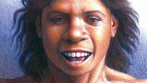 La primera cara «moderna» surgió hace un millón de años