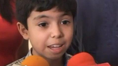 Un niño mexicano de 10 años con el coeficiente de Einstein, fichado por Harvard