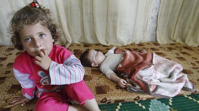 Líbano se desborda con la llegada de refugiados sirios