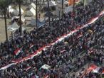 Directo: Mursi ofrece un Gobierno de coalición antes de que el Ejército actúe
