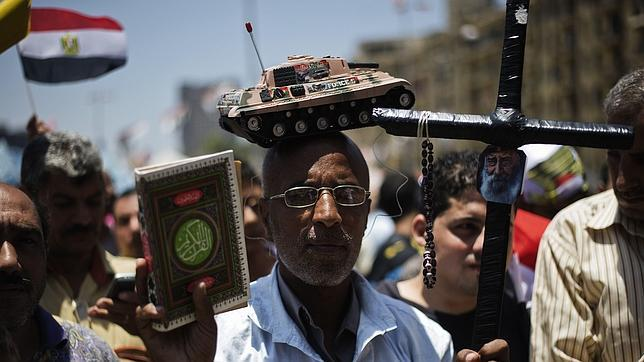 Veinticuatro horas que cambian el rumbo de Egipto