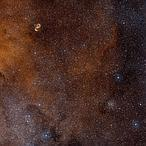 Fotografían el nacimiento de la estrella más masiva de la Vía Láctea