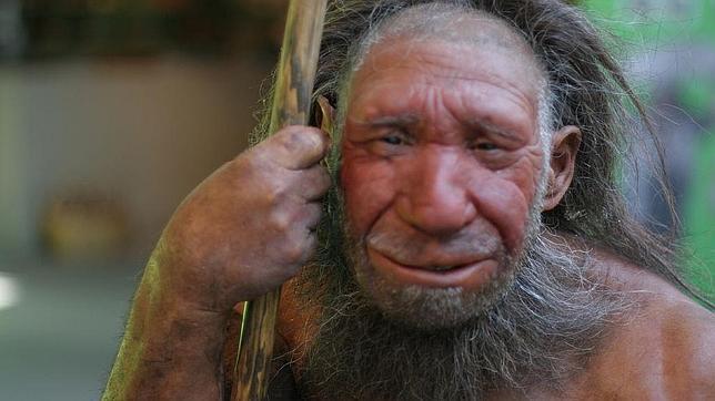 Los neandertales hablaban como nosotros