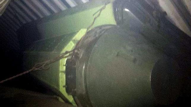 Panamá confisca las armas escondidas en un buque de bandera norcoreana