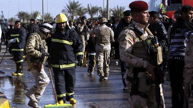 Al menos 500 presos escapan en los ataques a dos cárceles en Irak