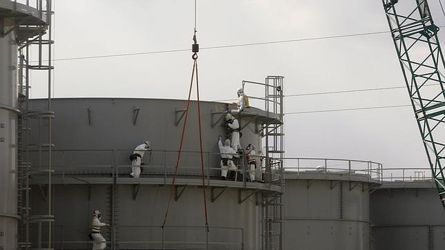 Nueva emergencia en Fukushima al aflorar agua subterránea radiactiva