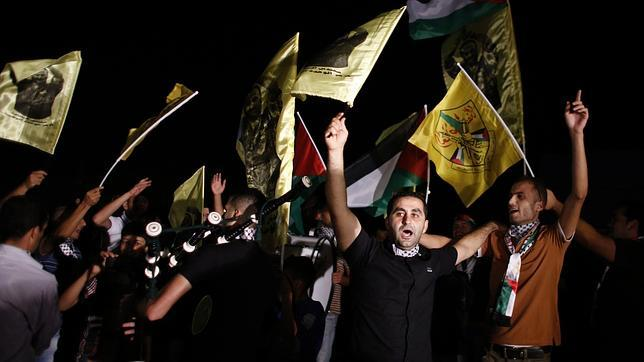 Israel bombardea la franja de Gaza tras liberar a los presos palestinos