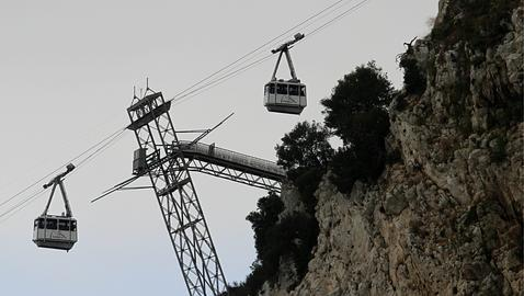Qué esconde Gibraltar en sus seis kilómetros de largo