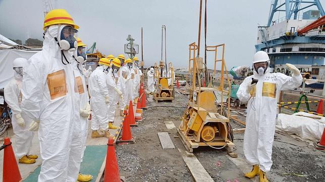 Fondos reservados para frenar las fugas radiactivas de la central de Fukushima