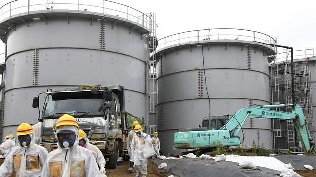 La contaminación radiactiva de Fukushima llegará a Europa a través del mar, pero sin riesgos