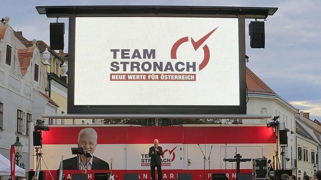 Frank Stronach, el millonario que se regaló un partido político en Austria