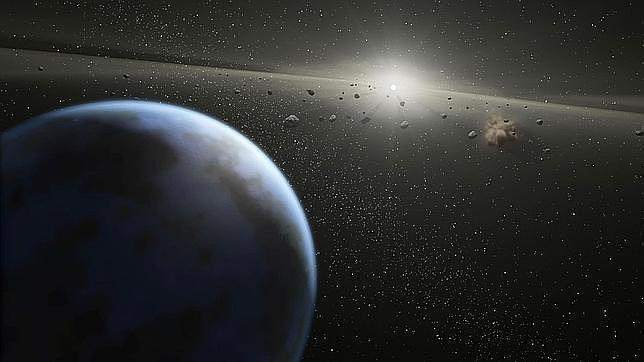 Descubren un asteroide de 400 metros que podría impactar contra la Tierra en 2032