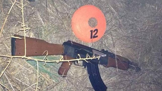 La Policía mata a un niño que llevaba un fusil de juguete en California