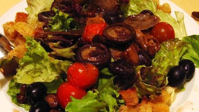 Diez recetas fáciles con setas como ingrediente principal