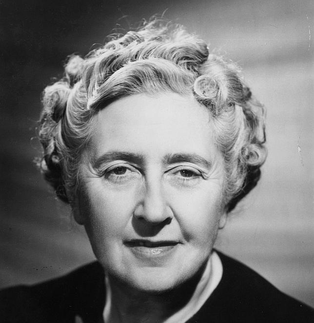 Agatha Christie, reconocida como la mejor escritora de novela negra