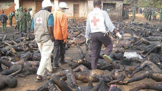 Resultado de imagen para suicidio colectivo secta