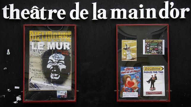 Dieudonné, el escándalo del multiculturalismo en la escena francesa