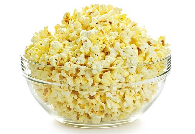 palomitas de maíz