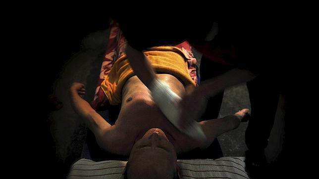 Provoca un incendio en un centro de masajes de Palma por no darle «un final feliz»