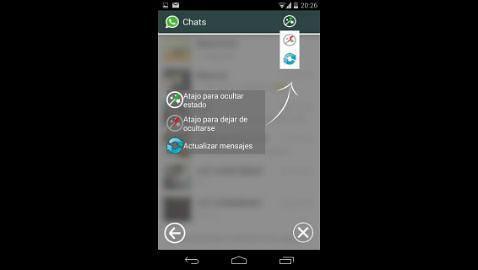 ¿Cómo ocultar el estado de WhatsApp en Android?