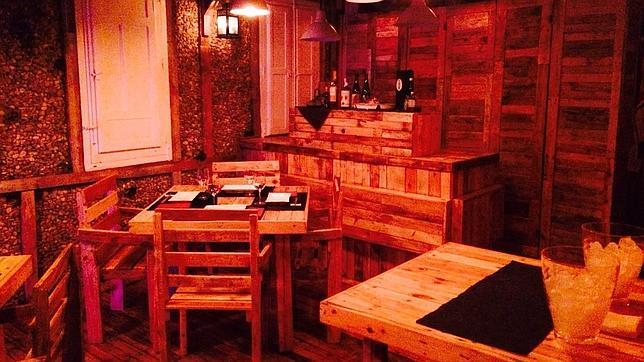 Un búnker japonés de la II Guerra Mundial: el restaurante más original de Madrid
