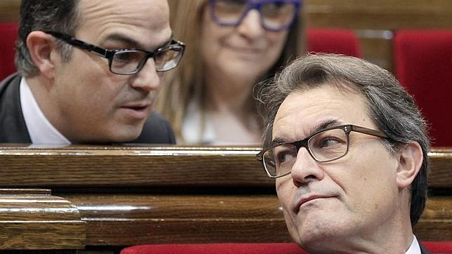 Artur Mas: «No descarto la declaración unilateral de independencia»