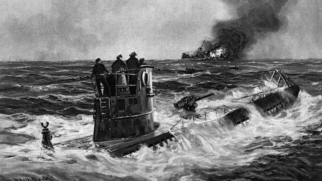 Los asesinos silenciosos de Hitler: así dominaron las aguas los submarinos nazis en la II GM