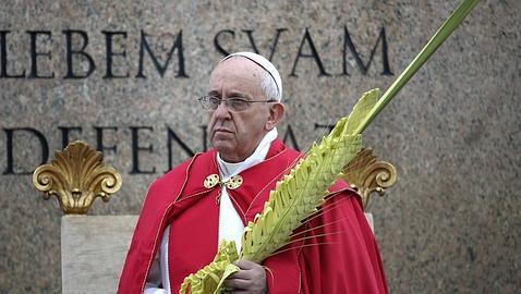 El Papa pregunta al mundo: «¿Soy yo como Judas? ¿Soy yo como Pilato?»