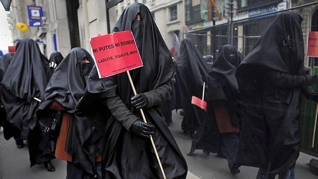 ¿Cuántos burkas hay en España?