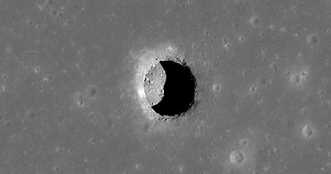 Confirmados 200 agujeros en la Luna, ¿la punta del iceberg?