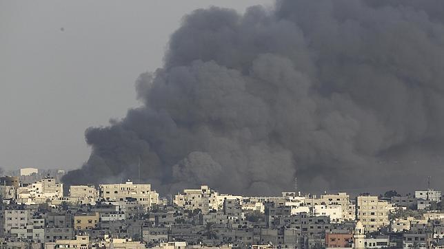 La ONU aprueba investigar la ofensiva de Israel contra Gaza