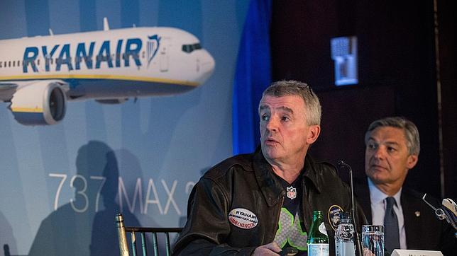 Ryanair anuncia un «megacontrato» para  comprar hasta 200 aviones por 17.000 millones