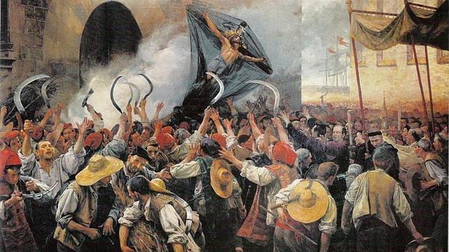 Resultado de imagen de segadors 1640