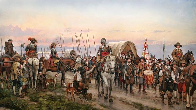 El Camino Español: el puñal que los Tercios clavaron en el costado de Francia
