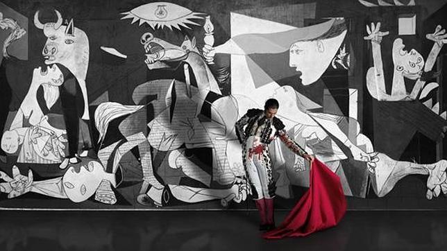El «Guernica» y el torero Javier Conde reivindican la paz en la ONU