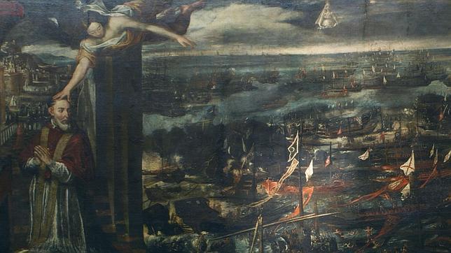 Cuando la batalla de Lepanto popularizó el uso del Santo Rosario