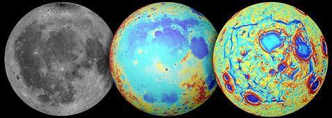 Desvelan el origen del «Océano de las Tormentas» de la Luna