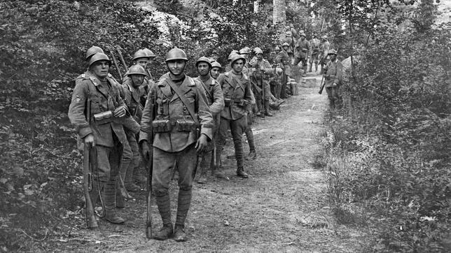 La I Guerra Mundial, a ojos del Ejército Español