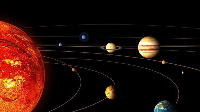 ¿Qué mundos componen el Sistema Solar?