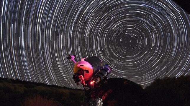 Imagen del Telescopio TAD